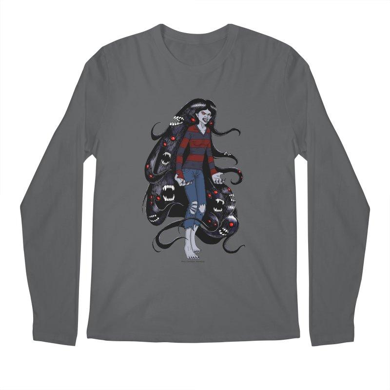 vampire queen Men's Longsleeve T-Shirt by allandotson's Artist Shop