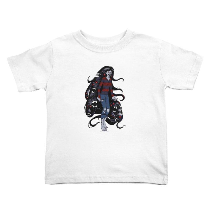 vampire queen Kids Toddler T-Shirt by allandotson's Artist Shop