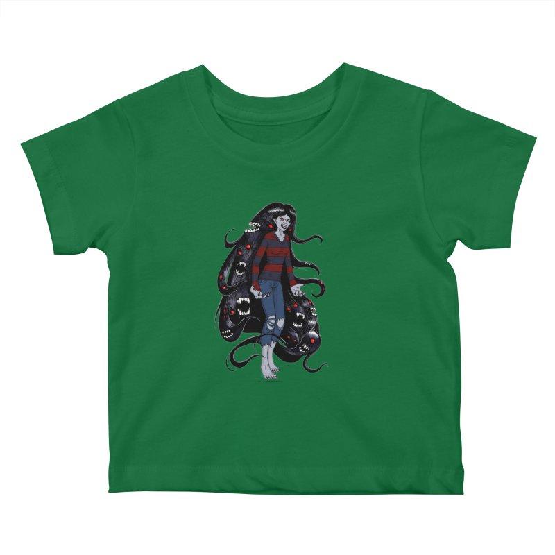 vampire queen Kids Baby T-Shirt by allandotson's Artist Shop