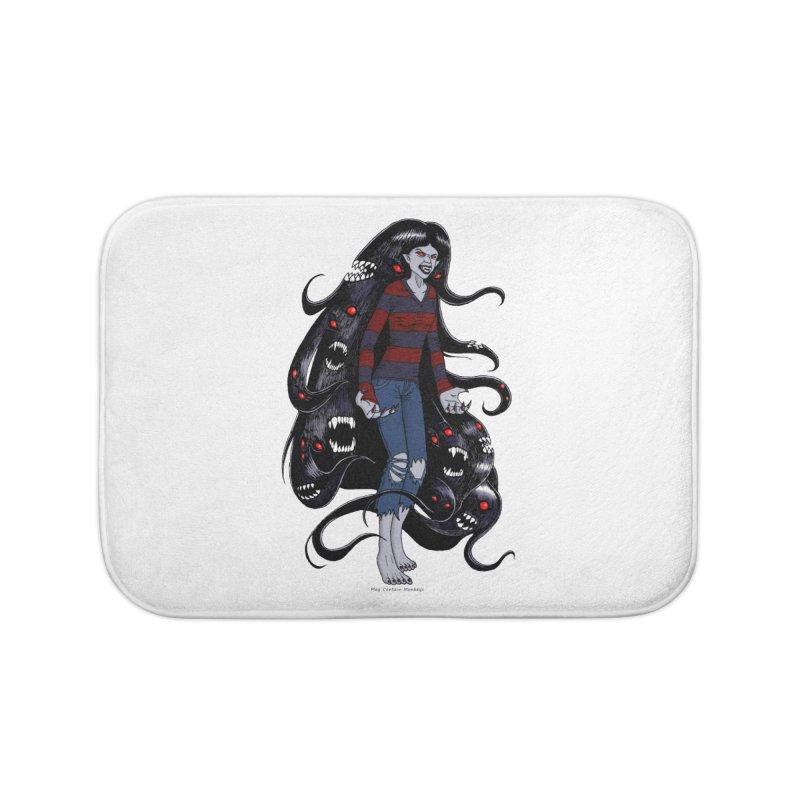 vampire queen Home Bath Mat by allandotson's Artist Shop