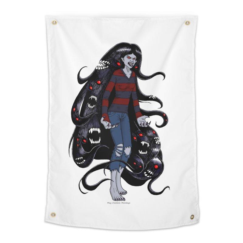 vampire queen Home Tapestry by allandotson's Artist Shop