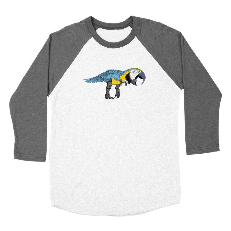 parrot Women's Longsleeve T-Shirt by allandotson's Artist Shop