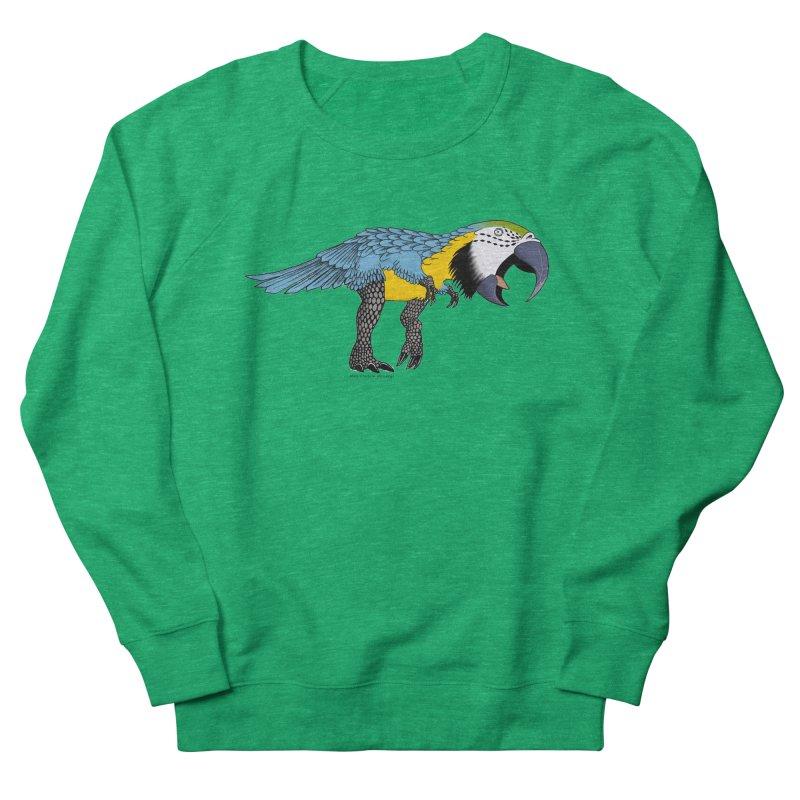 parrot Women's Sweatshirt by allandotson's Artist Shop