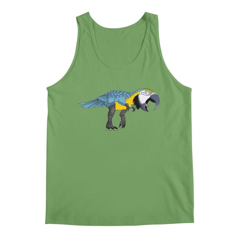 parrot Men's Tank by allandotson's Artist Shop