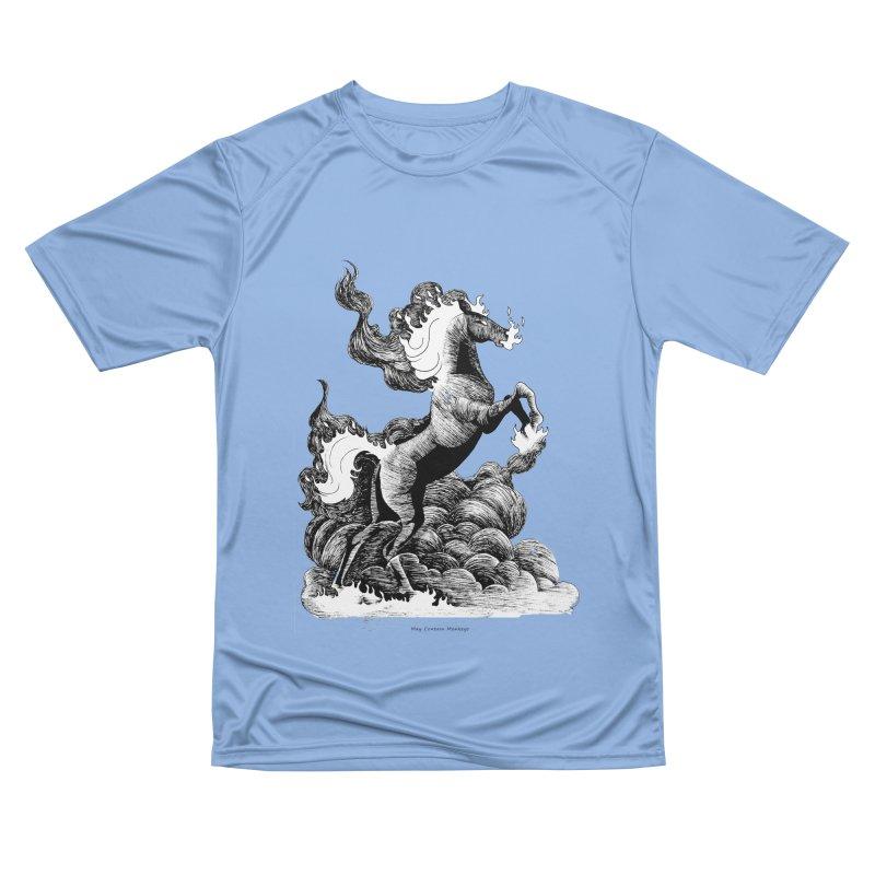 nightmare Men's T-Shirt by allandotson's Artist Shop