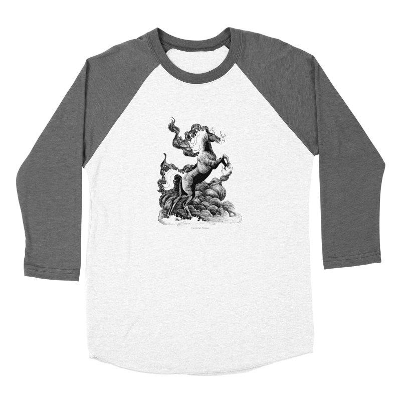 nightmare Women's Longsleeve T-Shirt by allandotson's Artist Shop