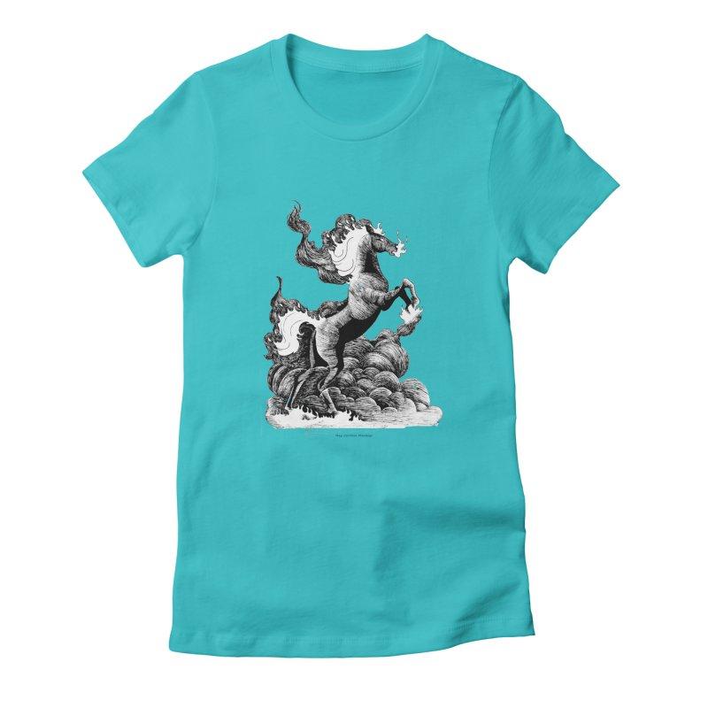 nightmare Women's T-Shirt by allandotson's Artist Shop