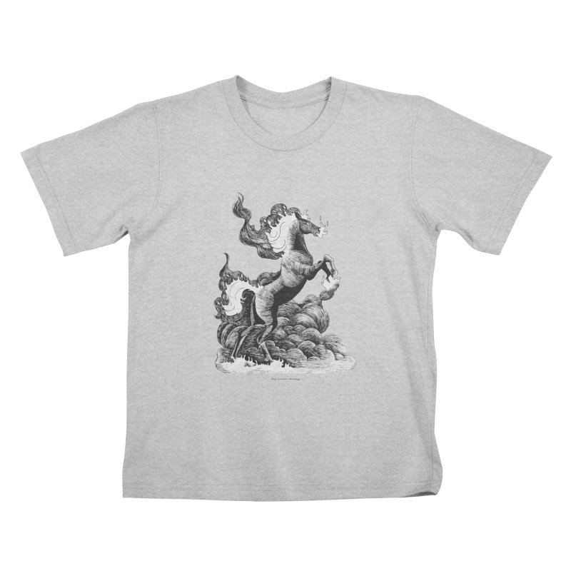 nightmare Kids T-Shirt by allandotson's Artist Shop
