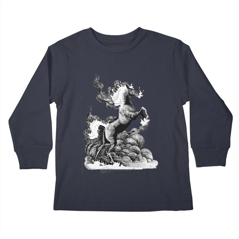nightmare Kids Longsleeve T-Shirt by allandotson's Artist Shop