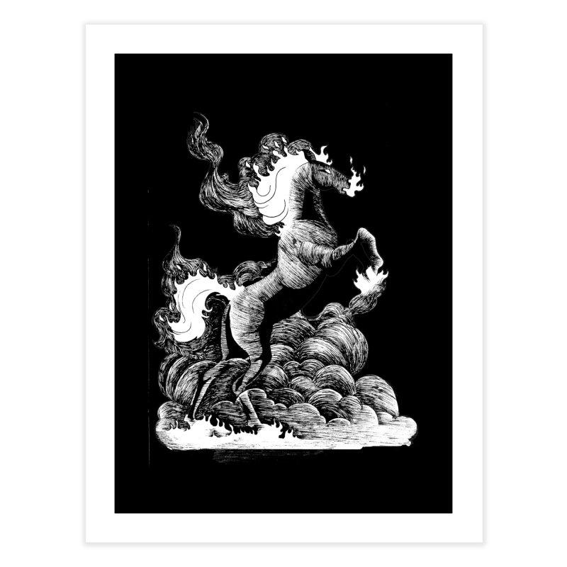 nightmare Home Fine Art Print by allandotson's Artist Shop
