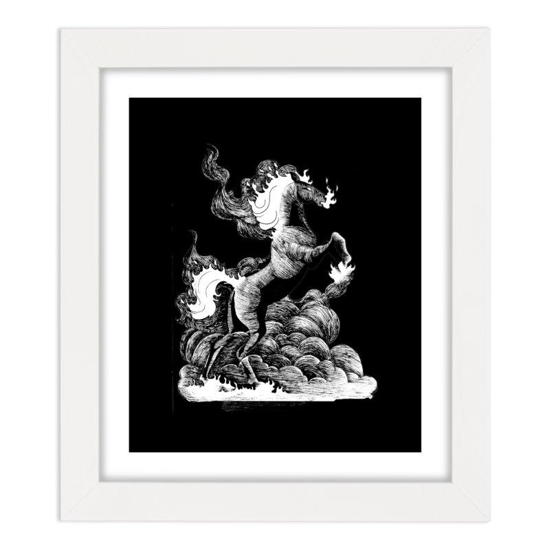 nightmare Home Framed Fine Art Print by allandotson's Artist Shop