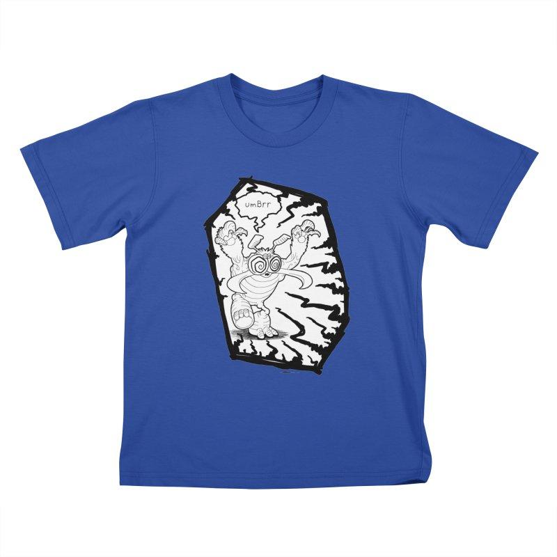Gronk Kids T-Shirt by allandotson's Artist Shop
