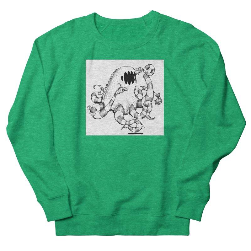 giant monster Women's Sweatshirt by allandotson's Artist Shop