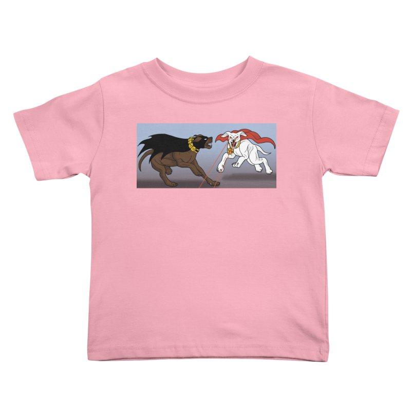 KvA Kids Toddler T-Shirt by allandotson's Artist Shop