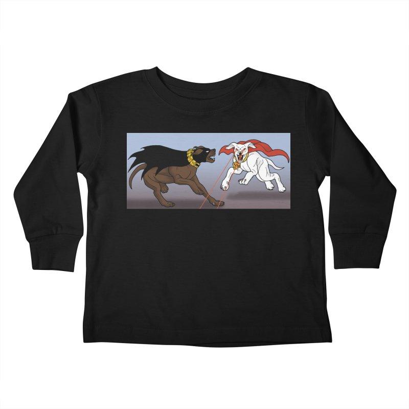 KvA Kids Toddler Longsleeve T-Shirt by allandotson's Artist Shop