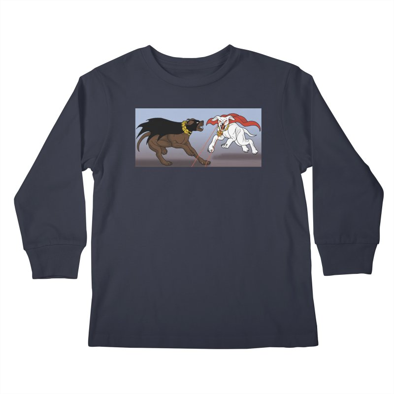 KvA Kids Longsleeve T-Shirt by allandotson's Artist Shop