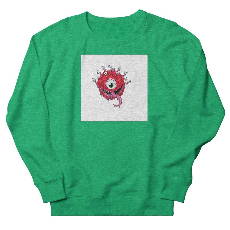 eye ball Women's Sweatshirt by allandotson's Artist Shop