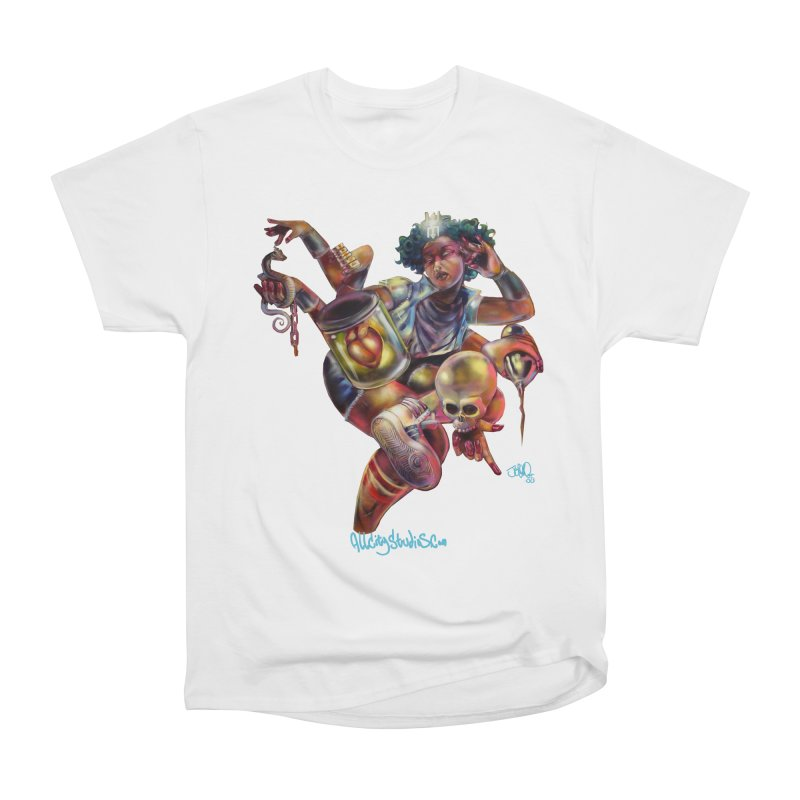Bruja #1 Women's T-Shirt by All City Emporium's Artist Shop