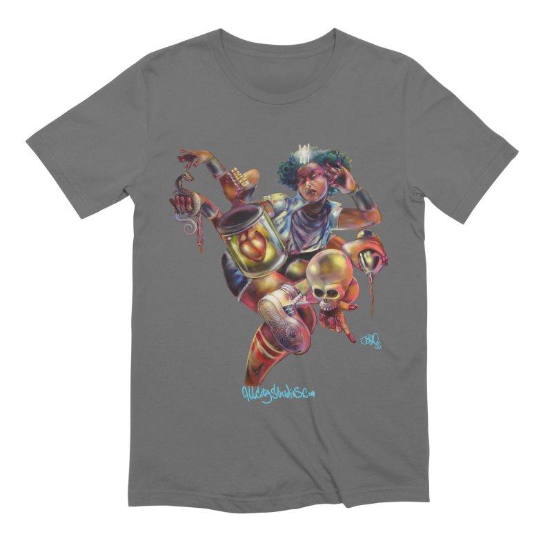 Bruja #1 Men's T-Shirt by All City Emporium's Artist Shop