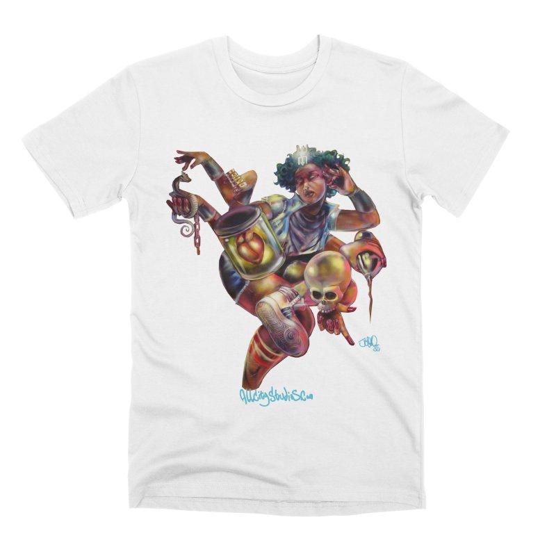 Bruja #1 Men's Premium T-Shirt by All City Emporium's Artist Shop