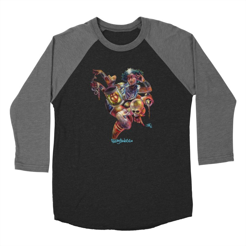 Bruja #1 Women's Longsleeve T-Shirt by All City Emporium's Artist Shop