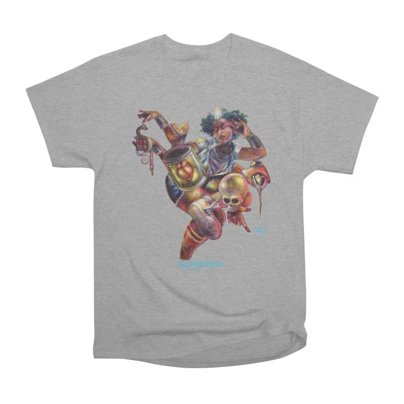 Bruja #1 Men's Heavyweight T-Shirt by All City Emporium's Artist Shop
