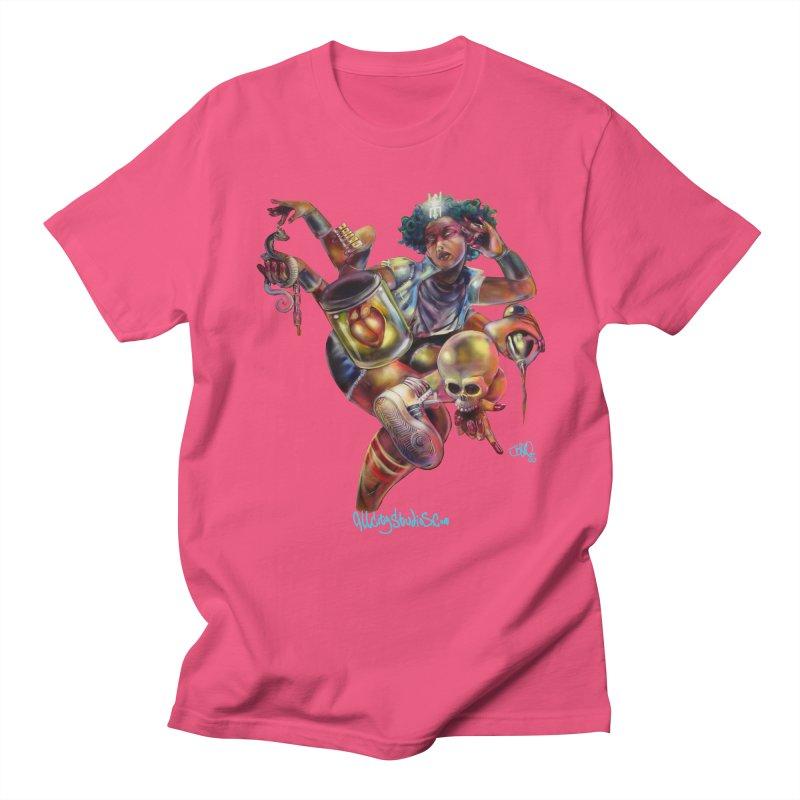 Bruja #1 Women's Regular Unisex T-Shirt by All City Emporium's Artist Shop