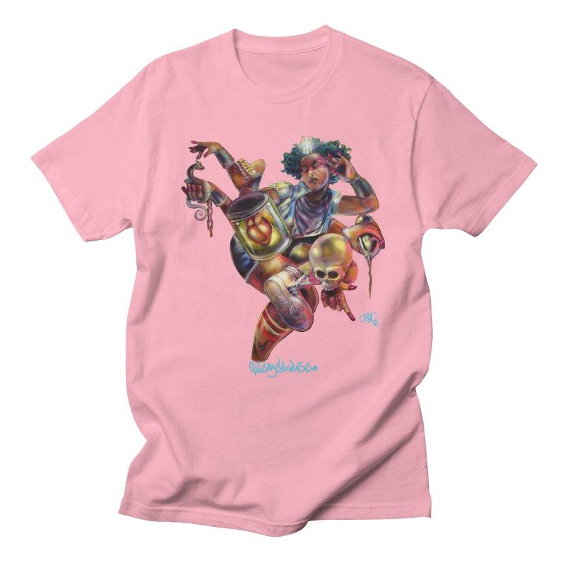 Bruja #1 Men's Regular T-Shirt by All City Emporium's Artist Shop