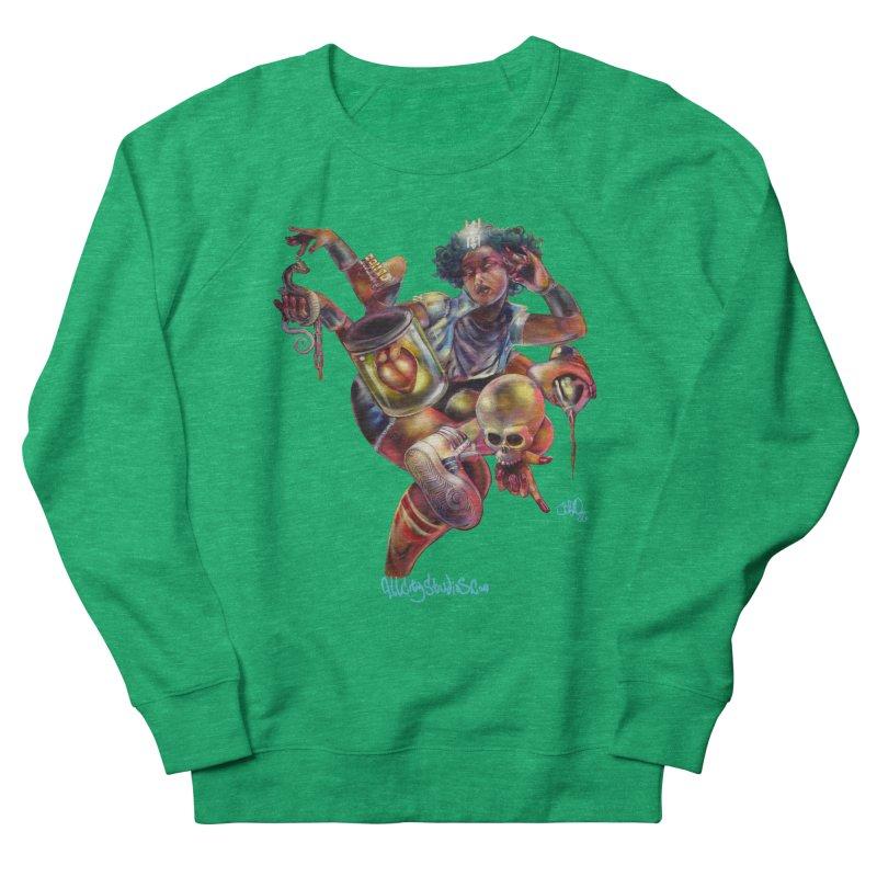 Bruja #1 Women's Sweatshirt by All City Emporium's Artist Shop