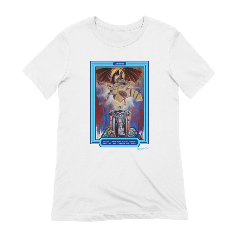 """""""Once they were up...."""" Women's Extra Soft T-Shirt by All City Emporium's Artist Shop"""