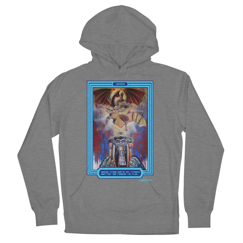 """""""Once they were up...."""" Women's Pullover Hoody by All City Emporium's Artist Shop"""