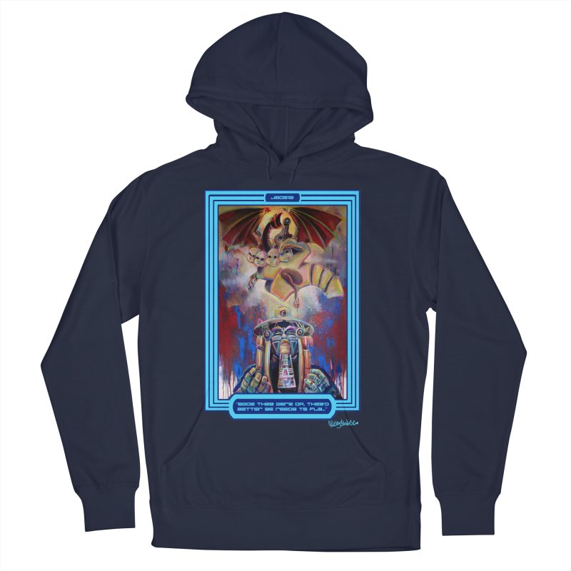 """Once they were up...."" Women's French Terry Pullover Hoody by All City Emporium's Artist Shop"