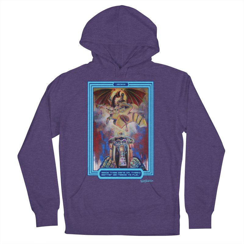 """""""Once they were up...."""" Men's French Terry Pullover Hoody by All City Emporium's Artist Shop"""