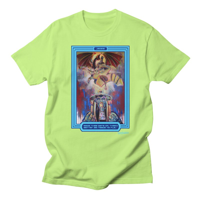 """Once they were up...."" Women's Regular Unisex T-Shirt by All City Emporium's Artist Shop"