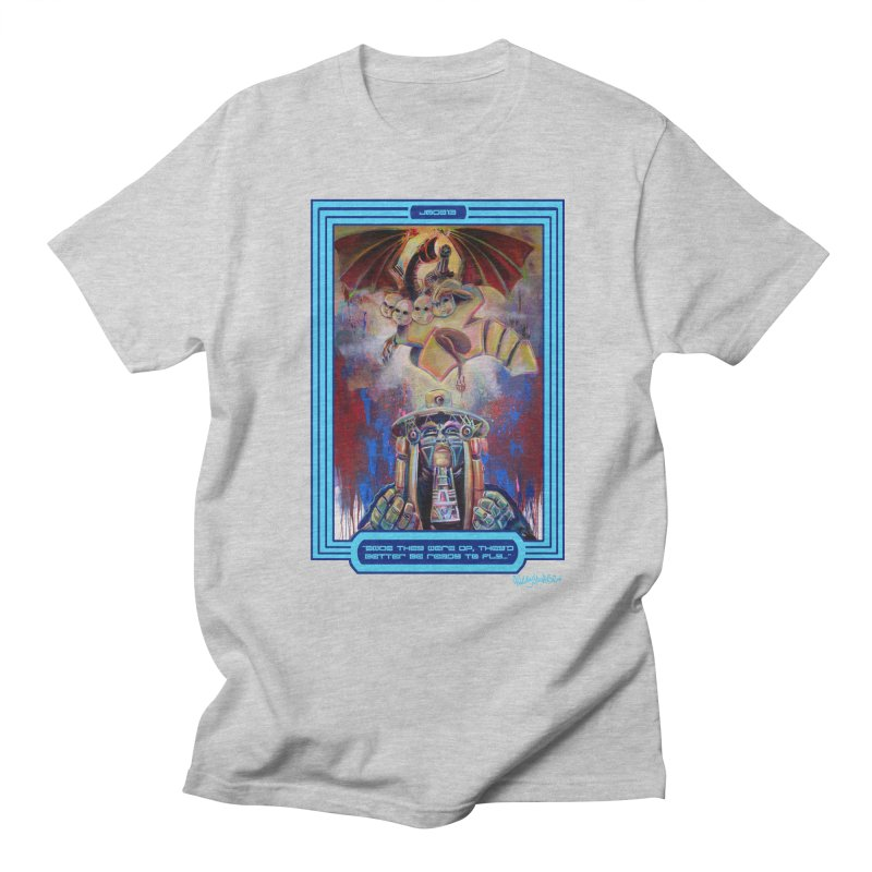 """""""Once they were up...."""" Men's T-Shirt by All City Emporium's Artist Shop"""