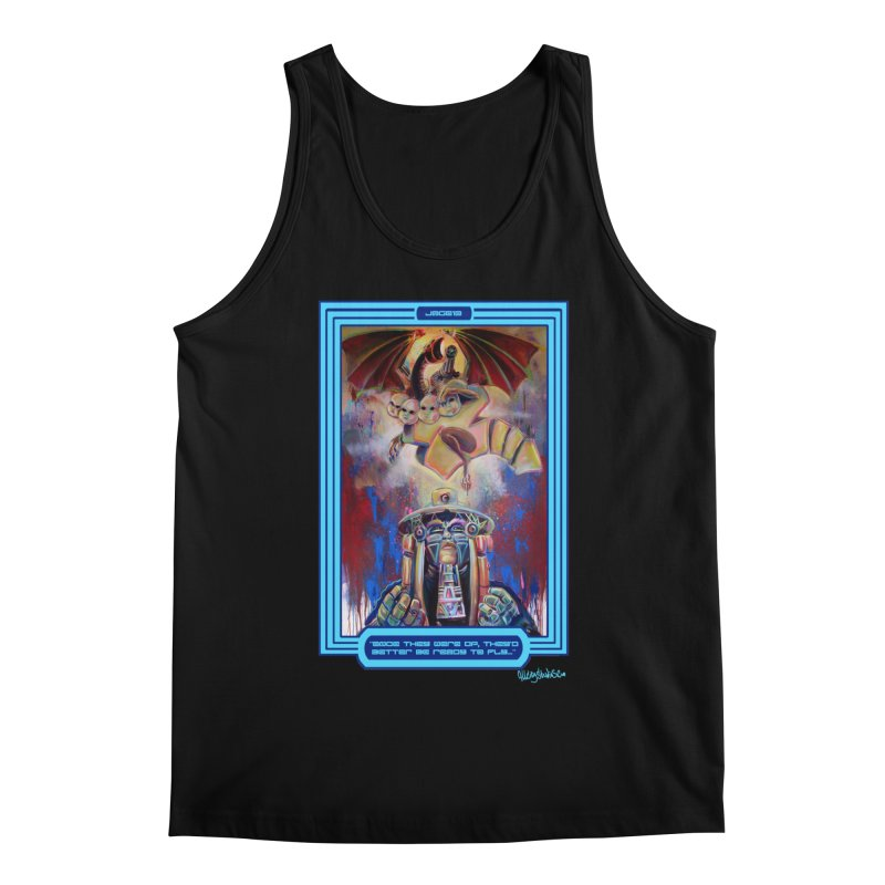 """""""Once they were up...."""" Men's Regular Tank by All City Emporium's Artist Shop"""