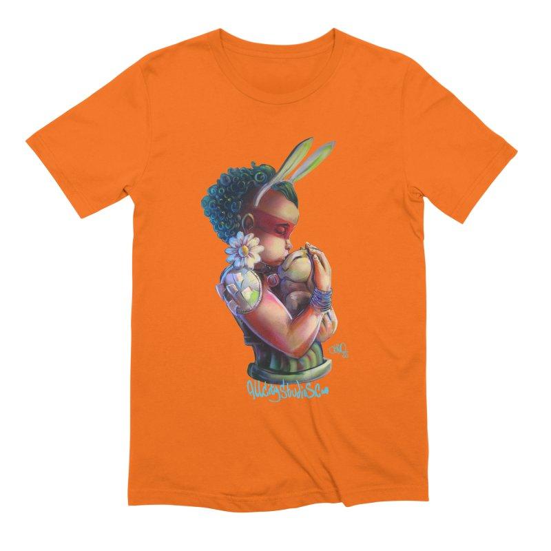 Hunneh Bunneh 3 Men's Extra Soft T-Shirt by All City Emporium's Artist Shop
