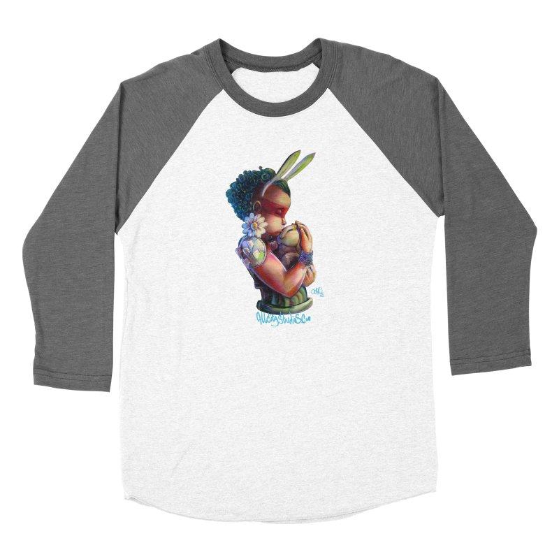 Hunneh Bunneh 3 Women's Longsleeve T-Shirt by All City Emporium's Artist Shop