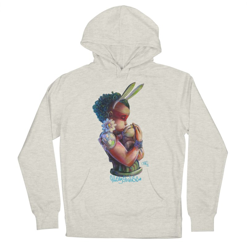 Hunneh Bunneh 3 Women's French Terry Pullover Hoody by All City Emporium's Artist Shop