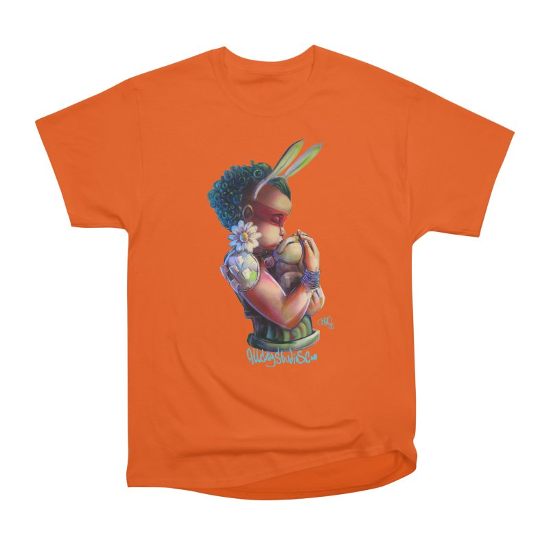 Hunneh Bunneh 3 Men's Heavyweight T-Shirt by All City Emporium's Artist Shop