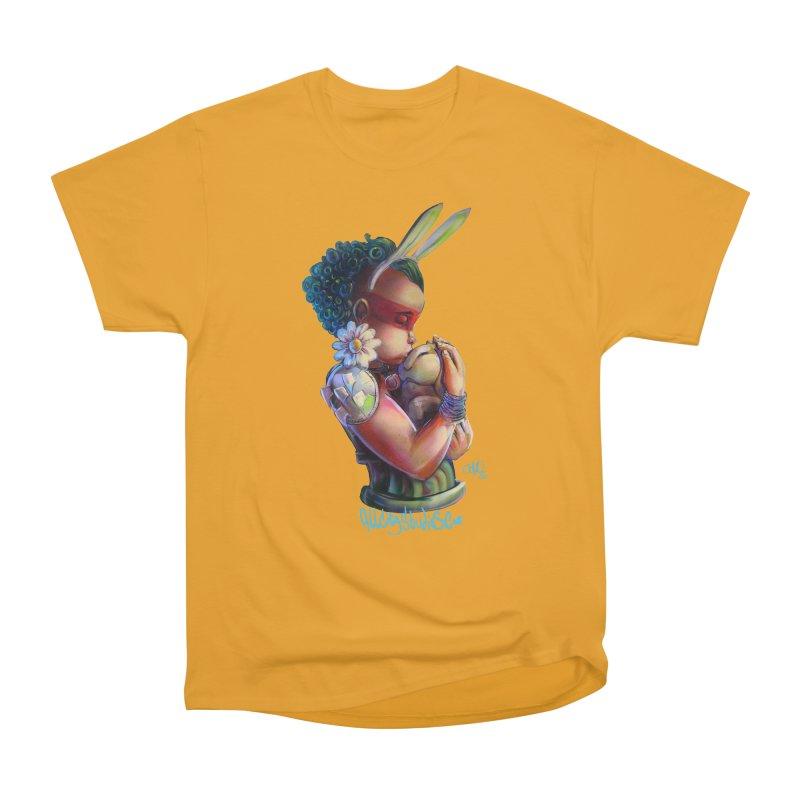 Hunneh Bunneh 3 Women's Heavyweight Unisex T-Shirt by All City Emporium's Artist Shop