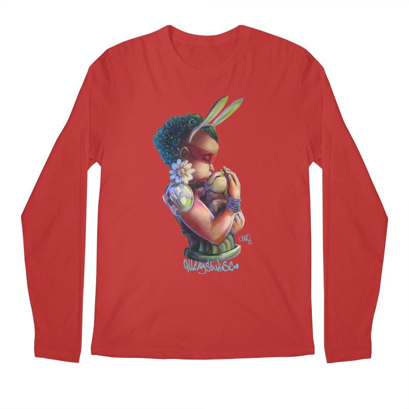 Hunneh Bunneh 3 Men's Regular Longsleeve T-Shirt by All City Emporium's Artist Shop