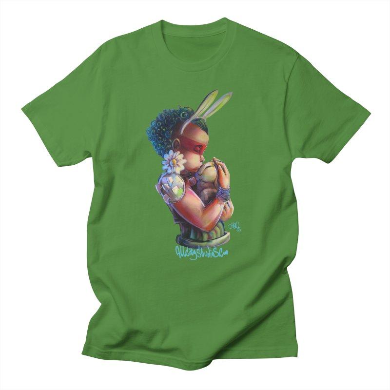 Hunneh Bunneh 3 Women's Regular Unisex T-Shirt by All City Emporium's Artist Shop