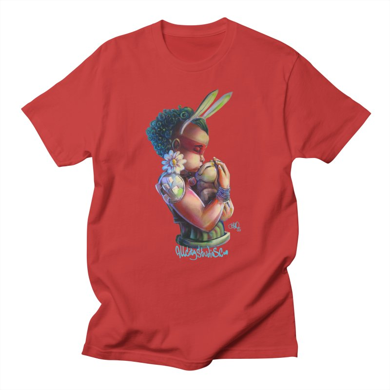 Hunneh Bunneh 3 Men's Regular T-Shirt by All City Emporium's Artist Shop