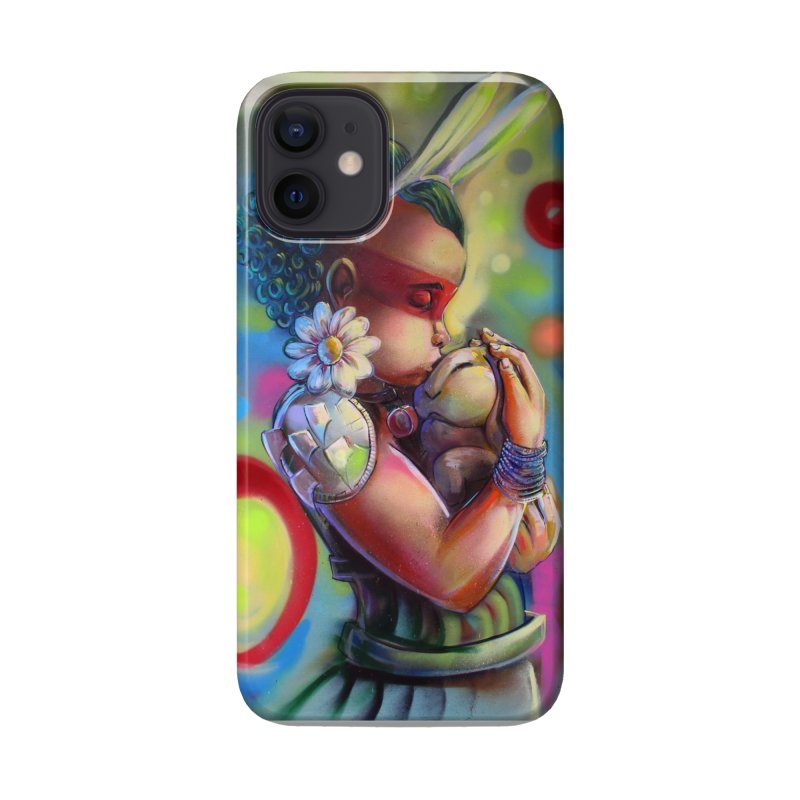 Hunneh bunneh 3 whole Accessories Phone Case by All City Emporium's Artist Shop