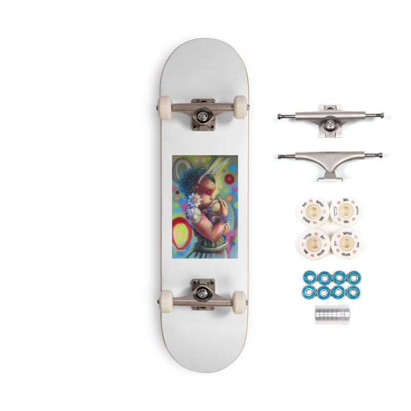 Hunneh bunneh 3 whole Accessories Complete - Premium Skateboard by All City Emporium's Artist Shop