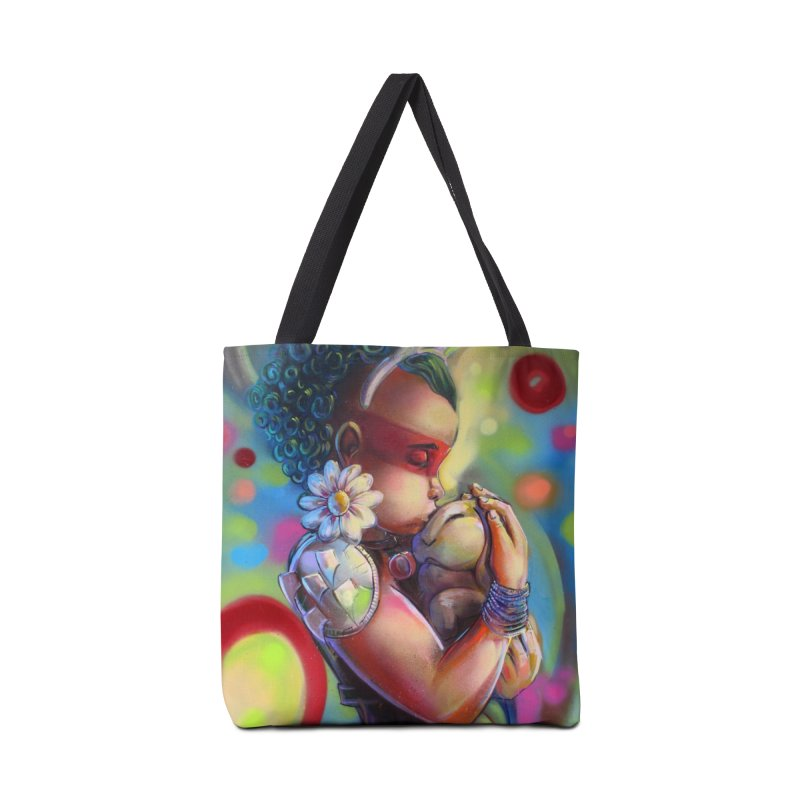 Hunneh bunneh 3 whole Accessories Bag by All City Emporium's Artist Shop