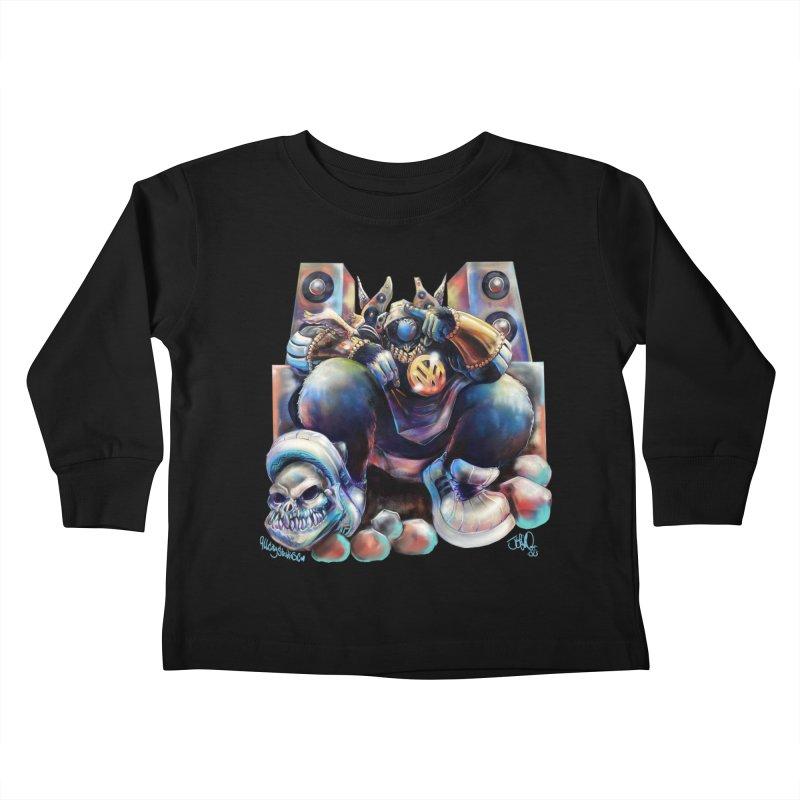 Still #1 Kids Toddler Longsleeve T-Shirt by All City Emporium's Artist Shop