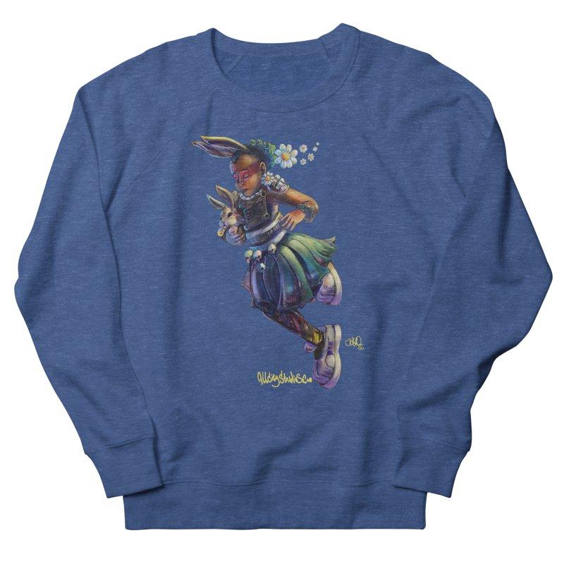 Hunneh Bunneh #4 Men's Sweatshirt by All City Emporium's Artist Shop