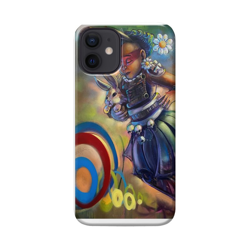 Hunneh Bunneh #4 (Full) Accessories Phone Case by All City Emporium's Artist Shop